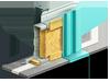 продукция, кровельные, фасадные системы, водосток, сэндвич-панель, профнастил, окна, лестницы, теплоизоляция, монтаж Продукция sendvich pic